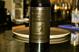 2010 Royal Bitch Reserve Pinot Noir