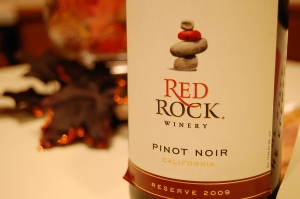 09 Red Rock Winery Reserve Pinot Noir