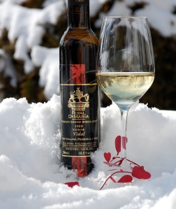 The Sweet Escape: Ice Wine