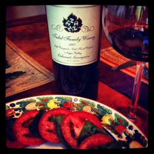 Tudal Family Winery '07 Cab auv