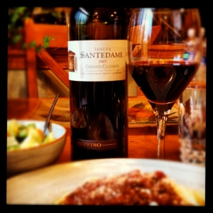 The Beautiful 07 Ruffino Santedame Chianti