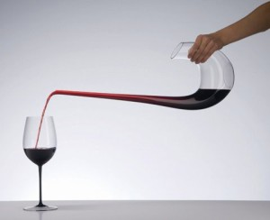 Also works as a Vuvuzela - image via Riedel.co.uk