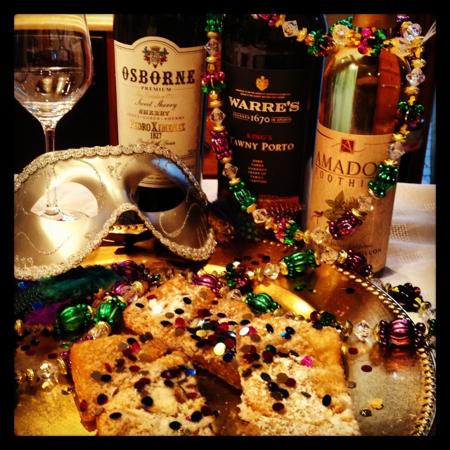 Sweets for the sweetest Mardi Gras!